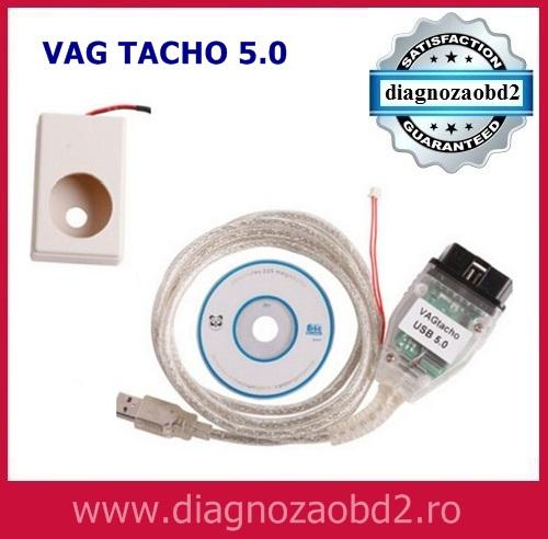 Tester Vag tacho 5 0 programare chei , cod PIN , scriere EEPROM
