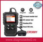 Scaner diagnoza auto LAUNCH X431 tester Creader 3001 OBD2 EOBD