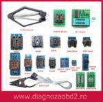 Set 16 adaptoare pt. programator memorii ECU TL866 sau RT809H