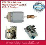 Motoras ESL/ELV blocare volan Mercedes Benz – W204 W207 W212