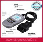 Scaner diagnoza auto Autel MaxiLink ML329 – OBD2