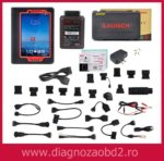Tester diagnoza Launch X431 PRO3 – V8 Original, Update 2 ani, FULL