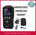 Scaner diagnoza auto tester iCarsoft Mercedes Benz V1.0  Oil Service