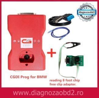 Programator chei auto CGDI BMW+ functia IMMO Security 3 in 1 + BMW FEM/EDC
