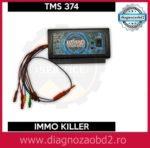 Decodor IMMO OFF – generator TMS 374 Renault