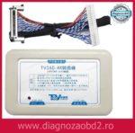 Instrumentul de testare Convertor TV160-4 (V-BY-ONE la convertorul LVDS) -4K